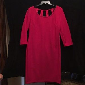 Bisou bisou red dress, New w tags, size 10